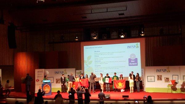 Экологическое ноу-хау 14-летней украинки завоевало награду на международном конкурсе - EcoTechno Innovation