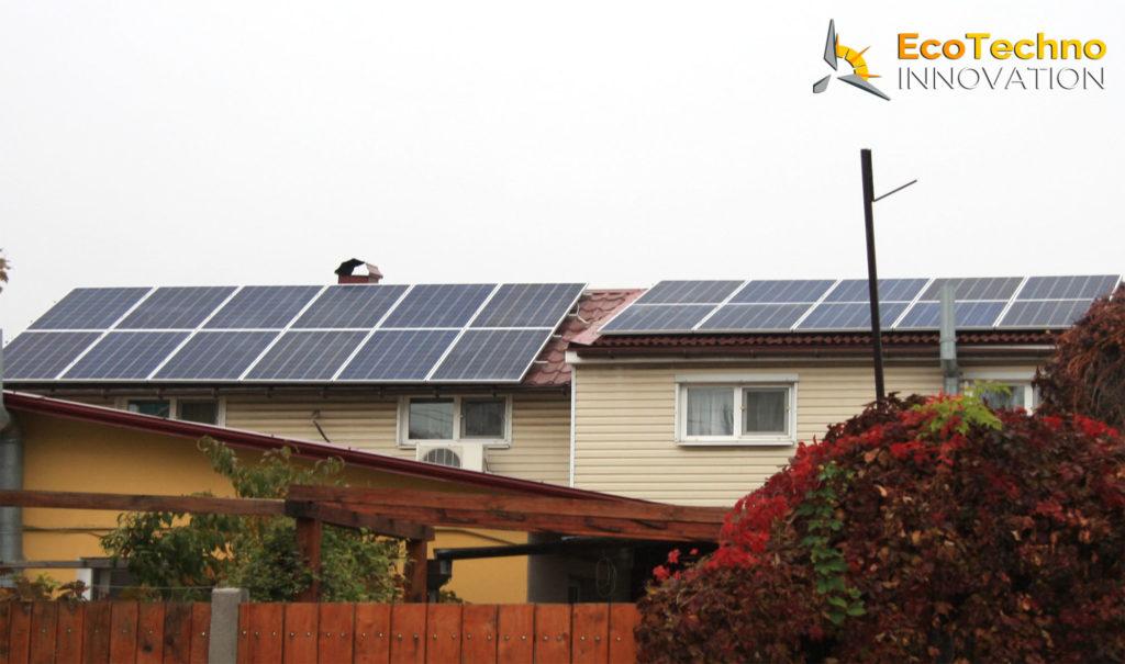 Cолнечные электростанции под ключ 16 кВт - Запорожье