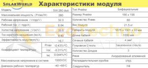 solar-world-bisun-280-harakteristiky-solar-pannels-ecotechno-innovation