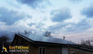 12,5 кВт Днепр - Зеленый тариф - март 2019