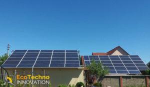 12,5 кВт Днепропетровск под Зеленый тариф - май 2018