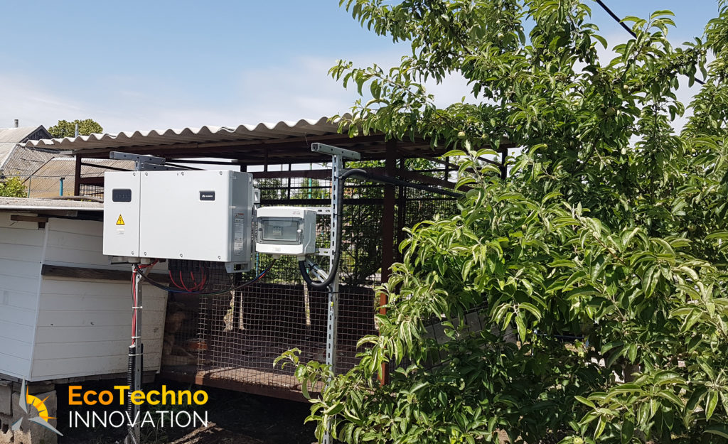 ecotechno-innovation-30kW-nazemna-stantsiia-huawei-inverter